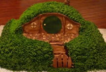 hobbit cakes