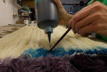 Hand Dyeing Yarn
