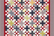 Layer Cake quilt patterns / by Jandi Palmer Dean