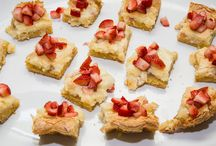 Desserts, Glorious Desserts / Delicious bite-sized recipes for desserts from Cooking with Caitlin and friends. / by Cooking with Caitlin