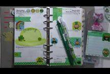 Journal/Planner Ideas