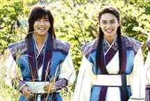 HWARANG - THE FLOWER BOYS