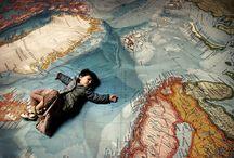 globes & maps / by Caity Birmingham