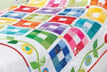 Baby bright quilt