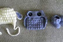 Baby Crochet / by Syreta Evans