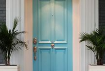 Maybe Baby new front door paint color inspiration