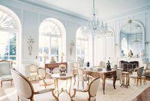 chateau interier