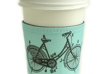Bicycles and bike art