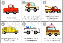 Pre-K Transportation / by Taylor Lindenmuth