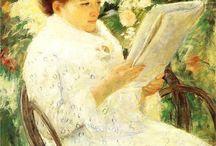Women Reading / Various Artists