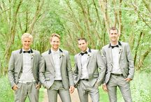 Tuxes and Groomsmen / by Jilly Jack Designs