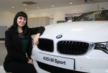 Meet our 1000th 16-18 year old #Apprentice / meet Miranda from Chandlers BMW in Hailsham! She is our 1000th 16-18 year old #Apprentice doing an Intermediate Apprenticeship in Customer Service!  Photos: A Duckworth