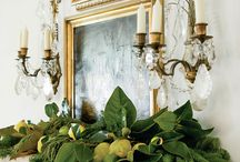 Holiday decorating  / by Carrie Hill