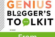 Blogging: My Favorite Resources