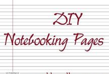 Homeschool Notebooking & Lapbooking / Notebooking and lapbooking are great tool to record children's knowledge and works. Enjoy some cool ideas here.