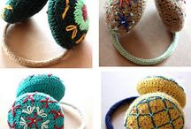 Yarn+Hook=Crochet / by Arbustonator
