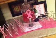 breast cancer fundraiser / by Kelsey DiPalmer