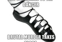 irish dance humour