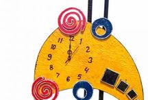 Wall Clocks / Designer wall clocks which are made by skilled artesian of India