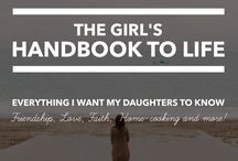 Advice for teenage daughters
