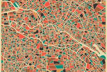 A. G. maps