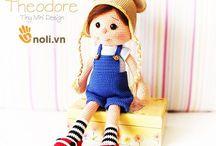 Erkek Doll bebek