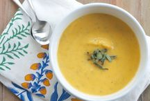 Soups / by Colleen Winkler