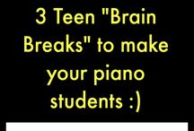Piano Lessons: Teens