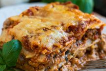Pitzza lasagne