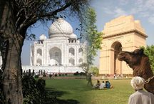 Golden Triangle Tour Packages / Golden Triangle Tours are one of the most popular touring circuits that the country offers it brings a combination of three most impressive cities of North India and thus is one of the most coveted traveling routes in the region.