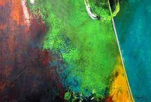Works of Artist Subhash Chouhan