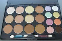 Mac  / concealer palett