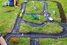Сад Детская зона