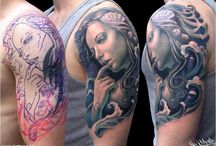 Cover Up Tattoos / http://www.tattoosideas.co.uk/cover-up-pictures.html
