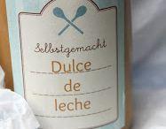 sweets - dulce - süßes