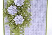 Kort blomster