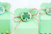 St. Patrick's Day / DIY with a taste of Ireland : Fours seasons in one day and St Paddy's Day.