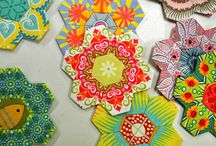 Paper piecing / Applique / by Shannon MAXWELL