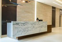 Reception areas / Design