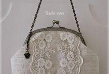 wedding purse