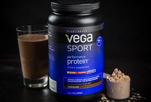VEGA SPORT / Clean, plant-based, natural, and Informed Choice certified, the three-stage Vega Sport Nutrition System is specifically developed to help athletes perform at their best—before, during, and after training and competition. / by VegaTeam