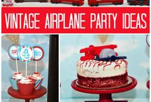 Planes/Aviation Party