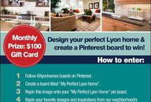 My perfect Lyon home / by Nicole Carroll