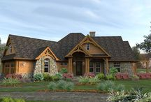 House plans I like / by Susie Nanney