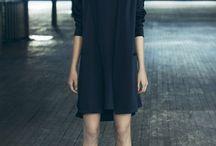 ON'K / fashion, minimalism, monochrom