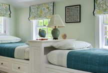 Girls Room Ideas / by Kelly Pint