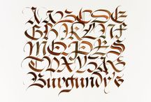Calligraphié