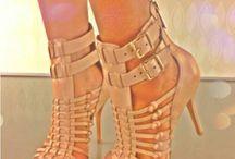 shoe addict / by Nancy Akuamoah