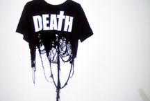 goth clothes diy