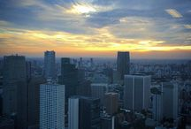 View from Andaz Tokyo / Because we can't stop loving the view #AndazTokyo